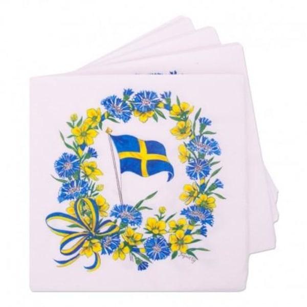 Sverige Servetter 20-pack