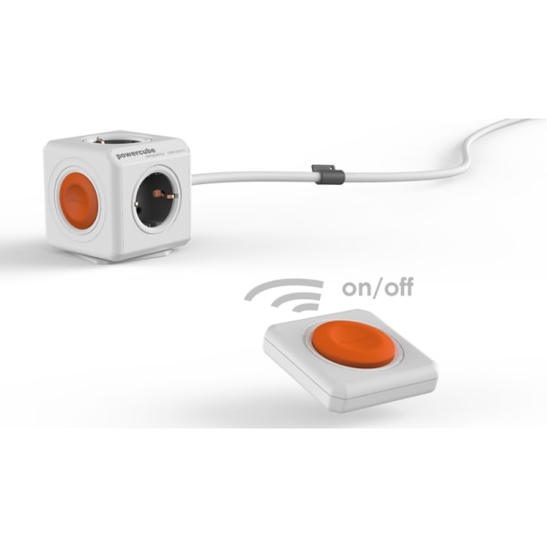 PowerCube Remote Extended + PowerRemote (fjärrkontroll) 44-1512 150 cm