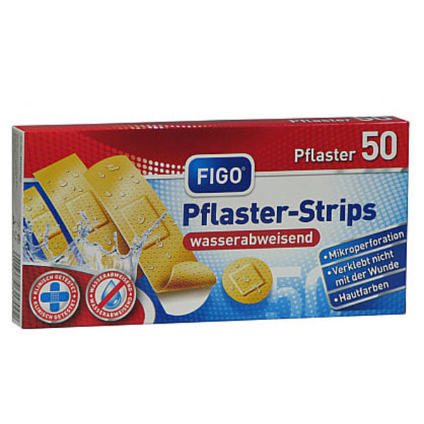 Plåster 50-pack