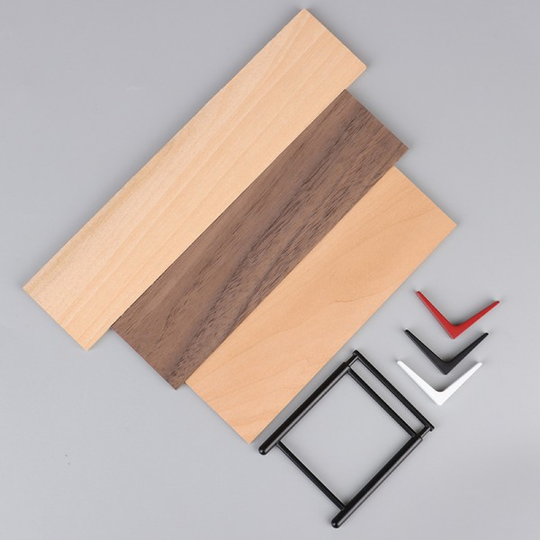 1:12 Miniature Shelf board DIY Dollhouse creative series shelf A A2