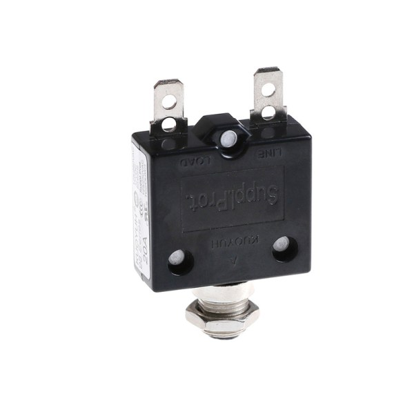 125/250Vac 20A 20 Amp Circuit Thermal Breaker Thermal Protector  One Size