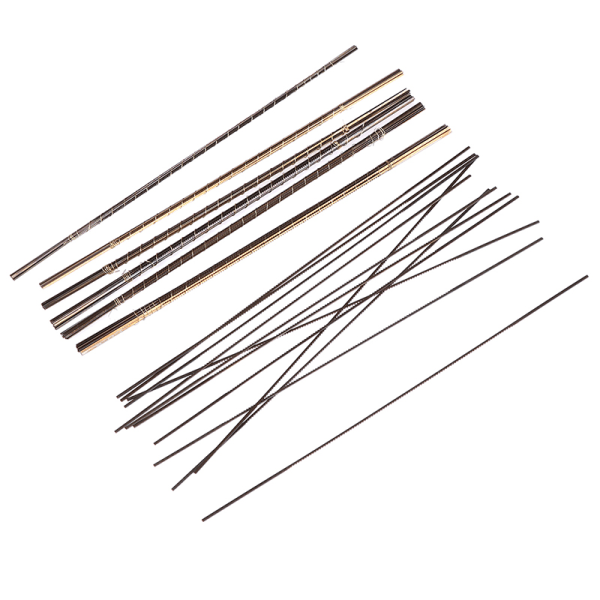 12st 130mm diamant tråd sågklinga smycken metall trä cu