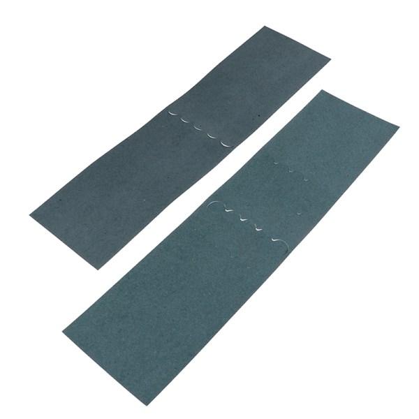 20 * 18650 batteri ihåliga & solida isolatorer självhäftande papperstätning