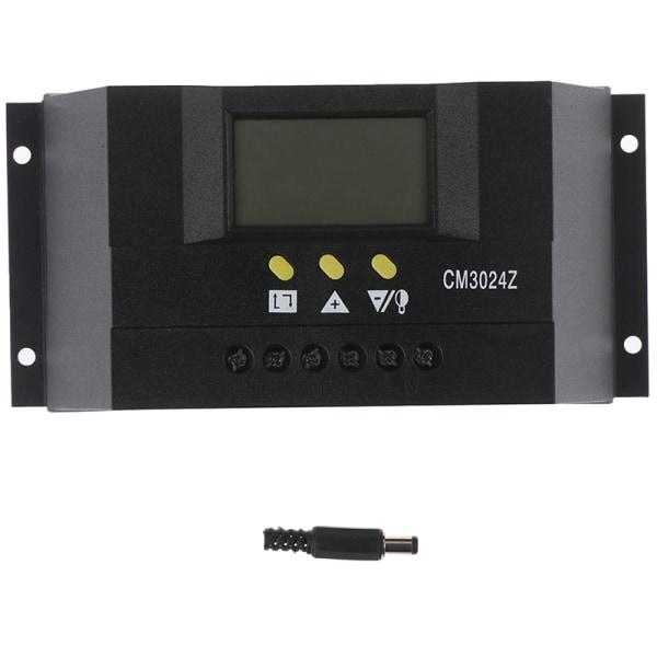30A MPPT Solar Panel Regulator Charge Controller 12V/24V Auto Fo A