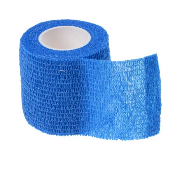 4,5M * 5cm vattentät elastisk självhäftande medicinsk bandagegaas