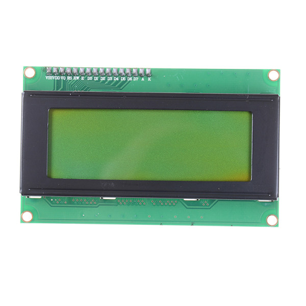 5V 2004 20X4 character lcd display iic i2c spi serial interface  One Size