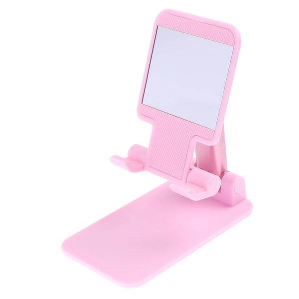 Justerbar mobiltelefonstativ Skrivbordshållare monterad mobil
