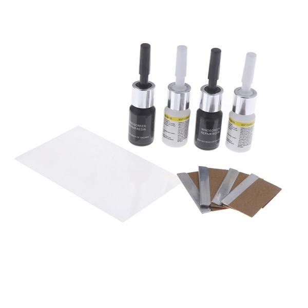 Automotive Glass Nano Repair Fluid Car Windshield Windscreen Ch White