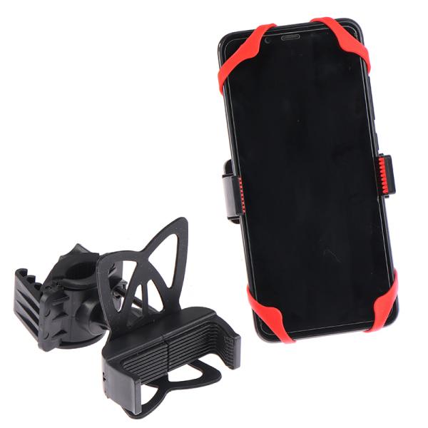 Cykel mobiltelefonfäste utomhus ridutrustning GPS-navigering