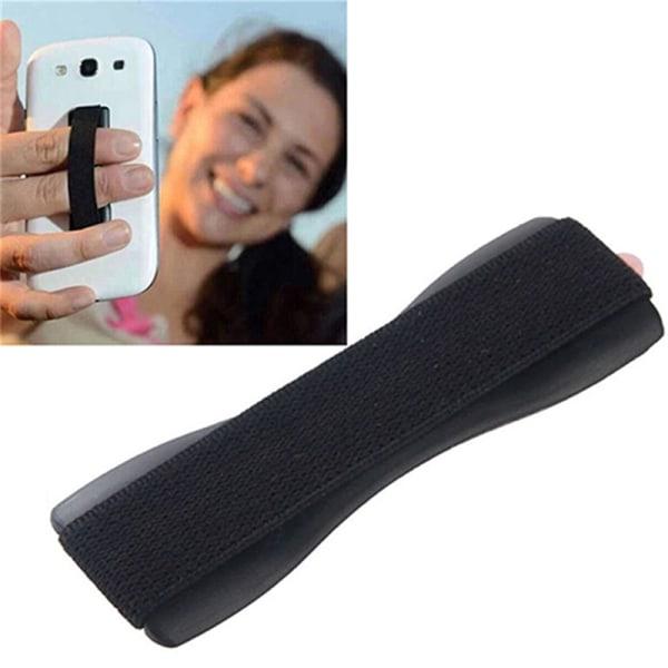 Chic Finger Phone Holder Plastic Sling Grip Anti Slip Stand for