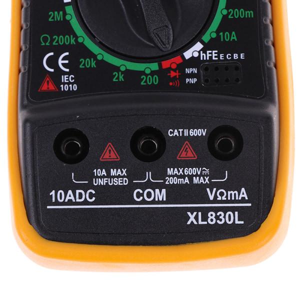 Digital XL830L with buzzer automatic shutdown full protection mu one  size