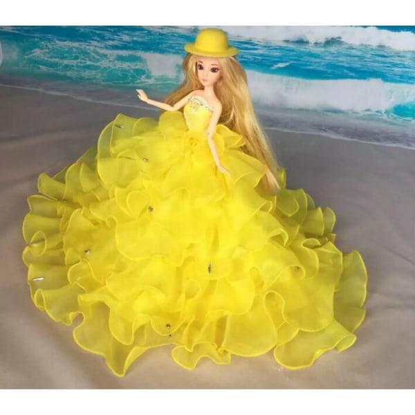 Mode Barbie Mode dockahatt för 1/6 Barbie Nytt