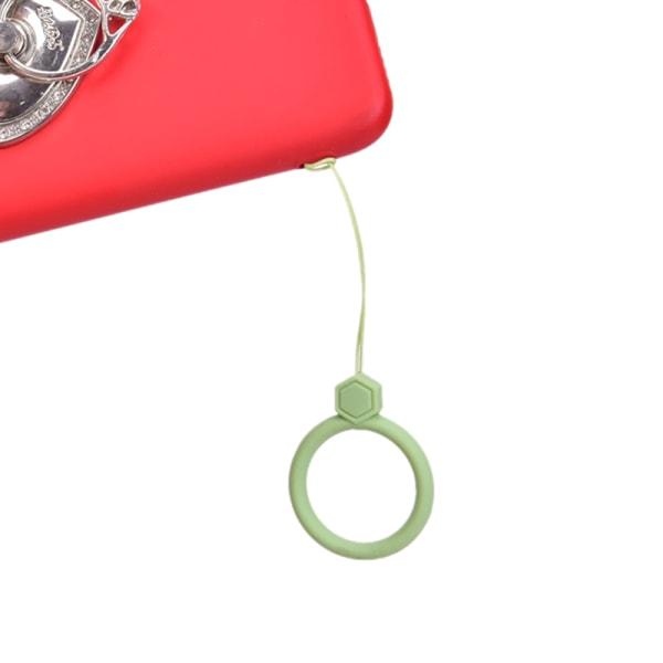 Fingerring Anti-lost Universal Phone Short Lanyard Silicone Pe