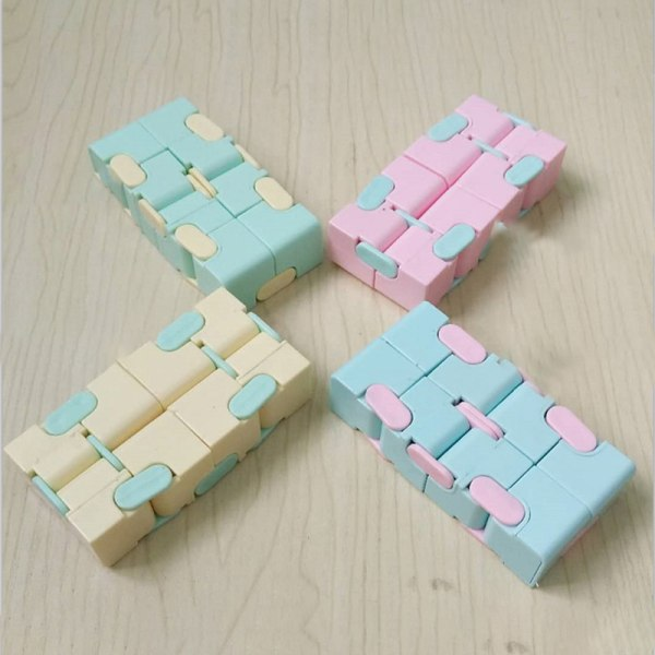 Four Corner Creative Maze Fidget Puzzle Learning Toys Depressio