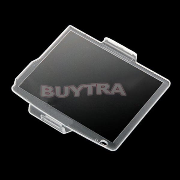 Hårt LCD-skärmskydd för Nikon D90 BM-10