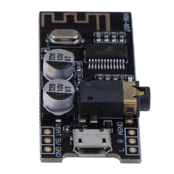 HW-407 Digital Audio Amplifier Board Wireless Audio Module 4.2 S One Size