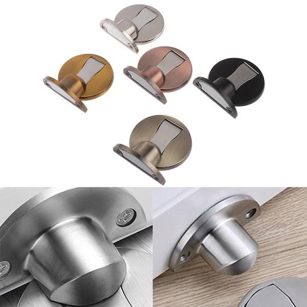 Magnetic door stops 304 stainless steel door stopper hidden door 1#