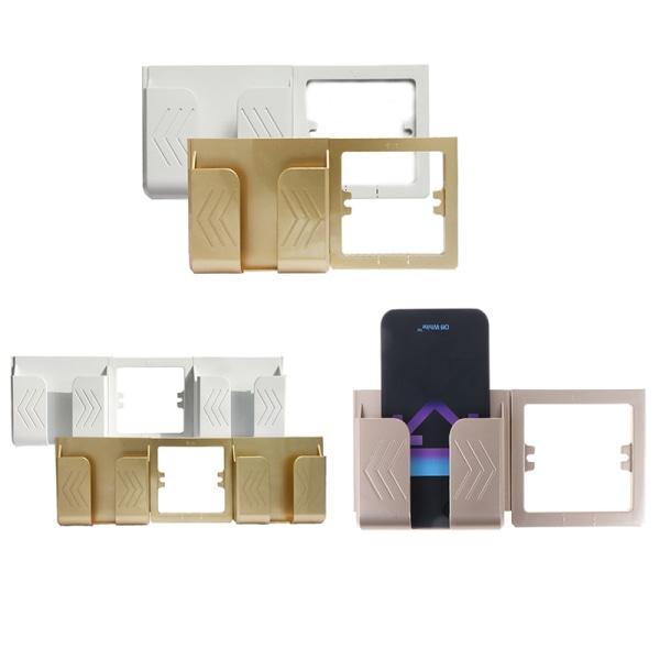 Multifunktionell väggmonterad telefonladdare Telefonladdning