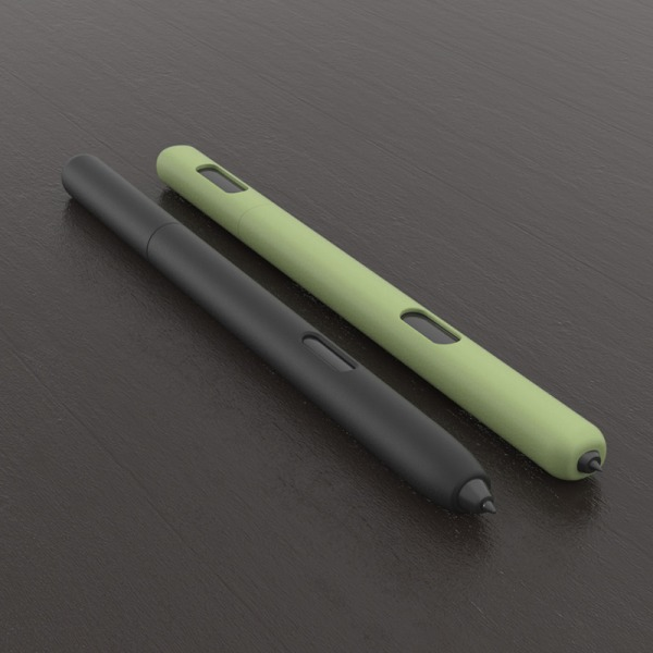 Pennfodral för Sam-sung Galaxy-Tab S6 S7 S-Pen Cover Tablet S