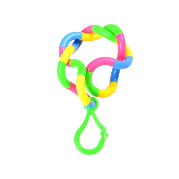 Tangle Twist Decompression Toys Child Deformation Rope Plastic F 0 0