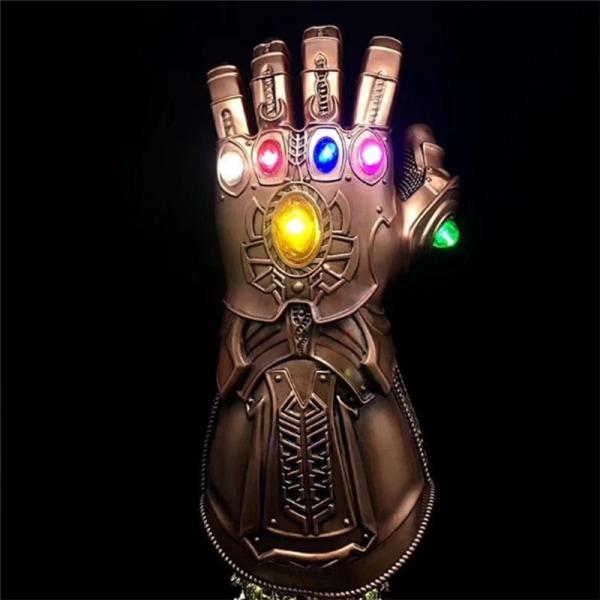 Thanos Infinity Gauntlet Marvel Legends Thanos Gauntlet Gloves A One Size