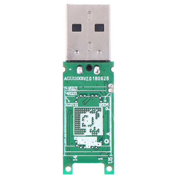 USB 2.0 eMMC Adapter BGA169 153 eMCP PCB Main Board without Flas One Size