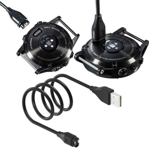 USB Charger Charging Cable Cord for Garmin Fenix 5 5S 5X Vivoactive 3 Vivosp rt