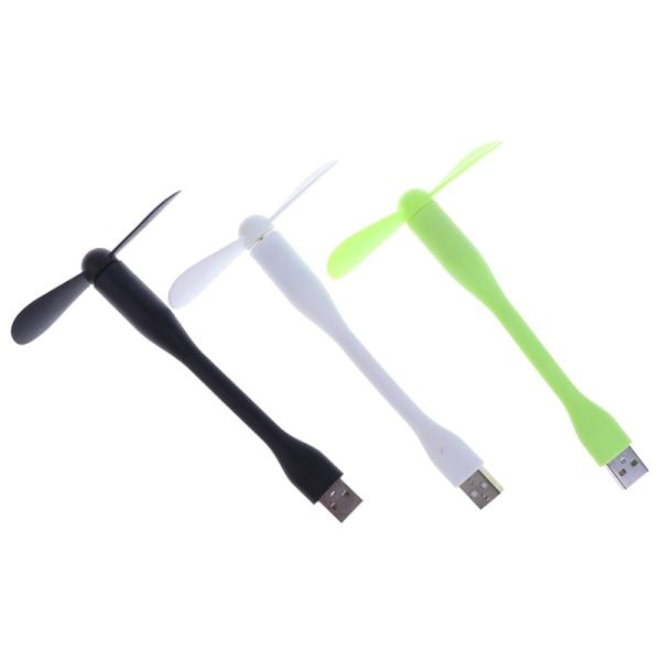 USB-fläkt Flexibel bärbar minifläkt för Power Bank & notebook &