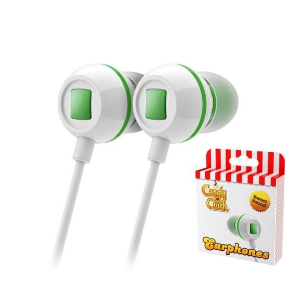 Candy Crush Sweet Earphones - Apple
