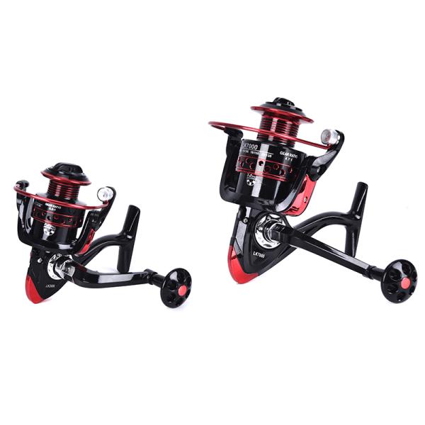 13 + 1BB Spinning Fishing Reel Gear Ratio 5.2: 1 2000-7000 Series