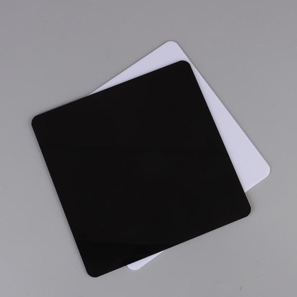1Pc 20/30 / 40CM Fotografisk reflektion akrylbräda bakgrund