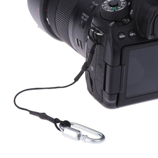 1Pc Camera Safety Strap Anti Dropping Safety Rope For Carry Came one size