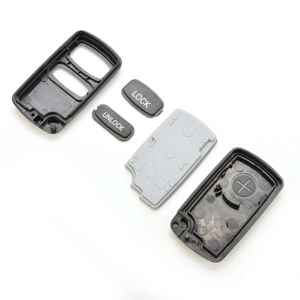 2-knapps fjärrnyckelskal Fob Clicker för Mitsubishi Lance