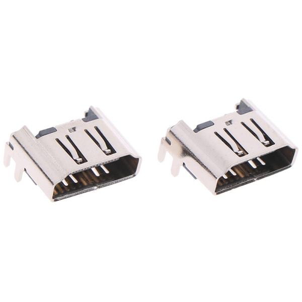 2st HDMI-portkontaktuttag för spelstation 4