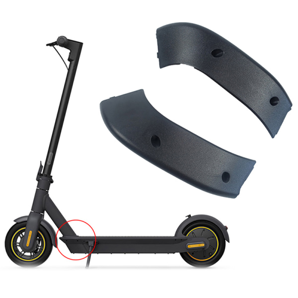 Elektriska scooter tillbehör för Ninebot Max G30 frontpedal F