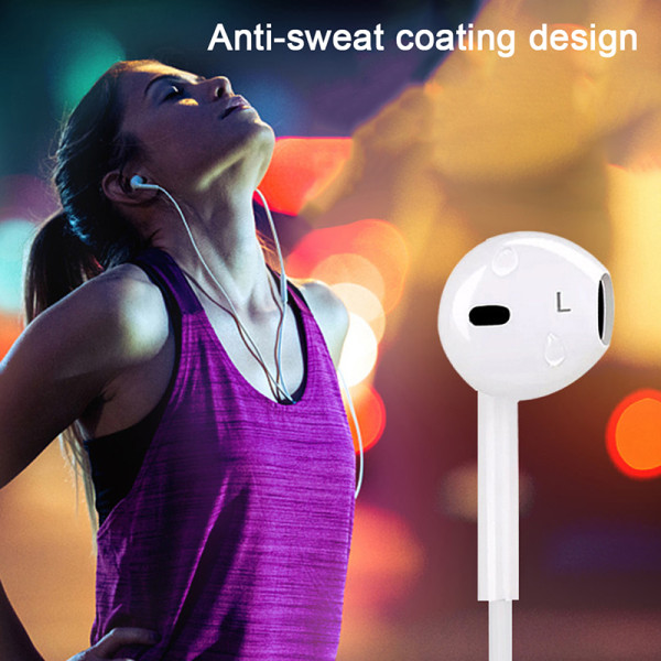 For Apple iPhone 7 8 Plus X XS XR 11 Pro Wired Headphones Heads