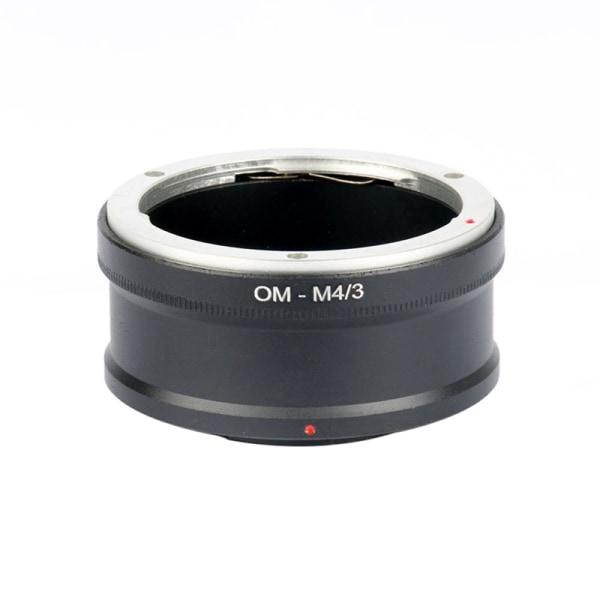 OM-M4 / 3-adapter för OM-kameralinsfäste till Micro 4/3 MFT GX1 E.