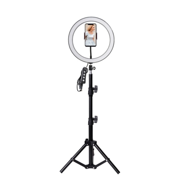Selfie Ring Fill Light 10in Dimmable Camera Phone 26CM Ring Lam
