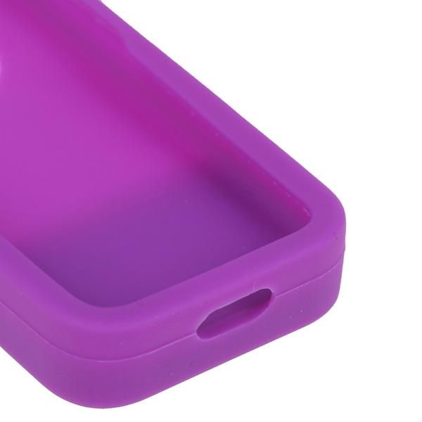 Silicone Protective Case Cover Skin for IOS TV 4 Remote Control  Black