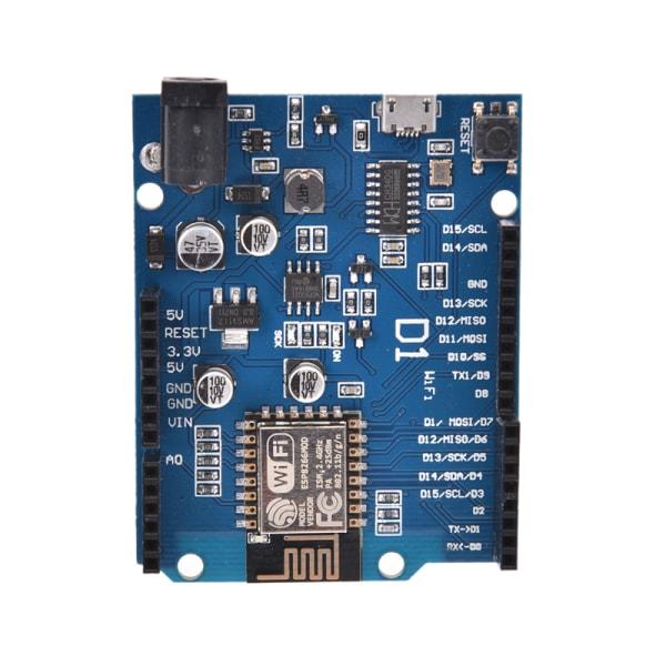 WeMos D1 WiFi Arduino UNO Development Board Baserat på ESP8266 Ne