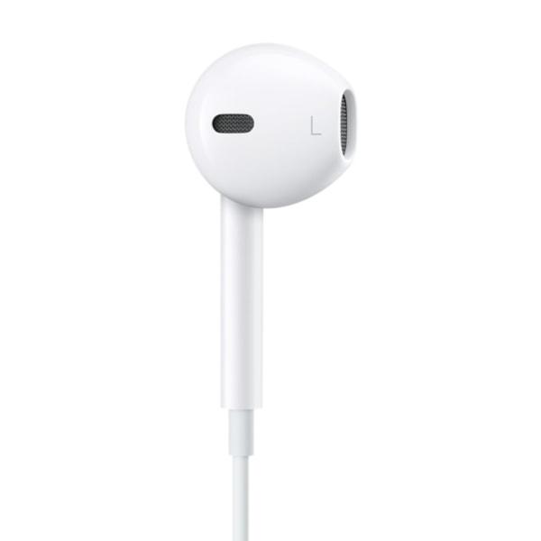 Hörlurar med Mikrofon och Volymkontroll 3.5mm