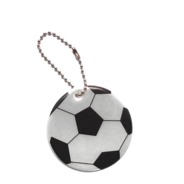Reflex - Fotboll - Svart/vit Vit