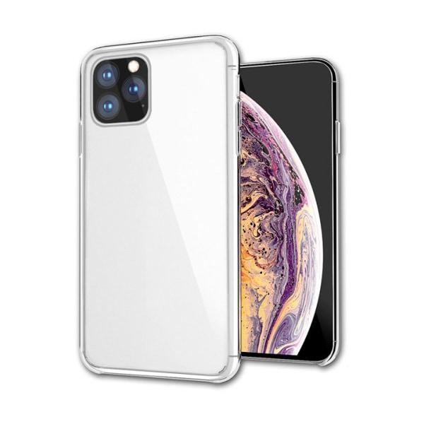 iPhone 11 Pro Max | Genomskinligt Smalt & skyddande Skal  Transparent