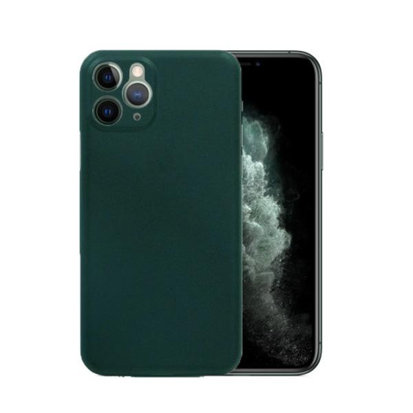 iPhone 11 Pro Max | Slimmat Natt-Grönt Skal Grön