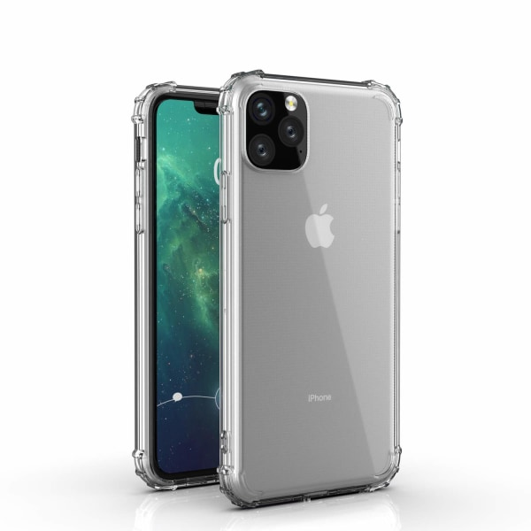 iPhone 11 | Mjukt Transparent Skal Transparent