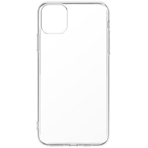 iPhone 12 Mini | Hårt, Genomskinligt Skal! Transparent