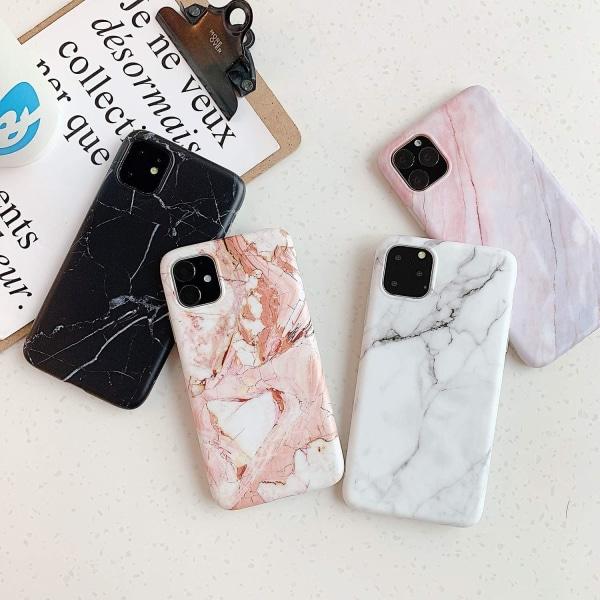 iPhone 12 Mini | Marmorskal  Vit