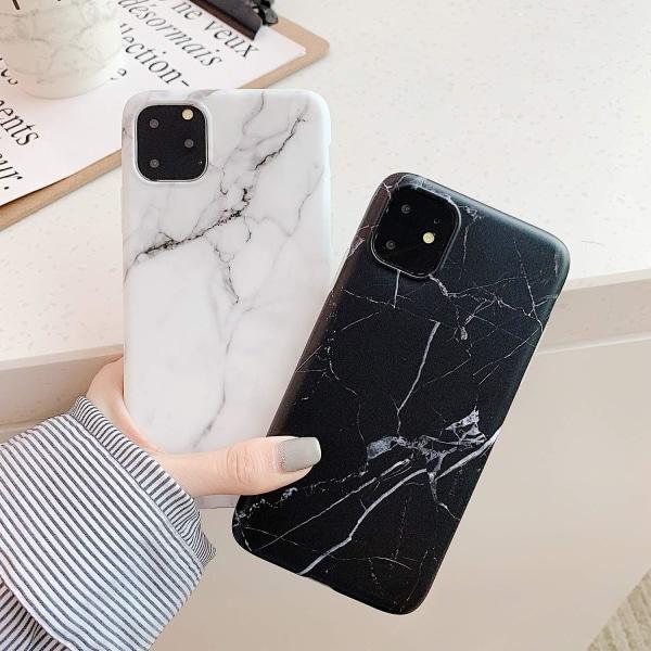 iPhone 12 Pro Max | Marmorskal  Svart