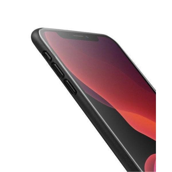 iPhone 12 Pro Max   Slimmat Mattsvart Skal Svart