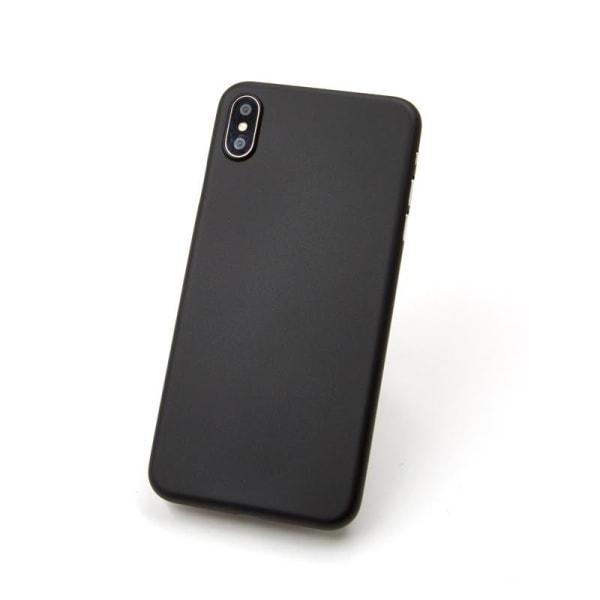 iPhone XS | Supertunt, Svart Skal Svart